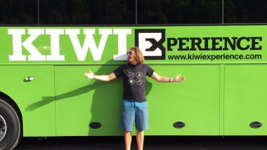 kiwi experience bus pass travel review new zealand backpacker
