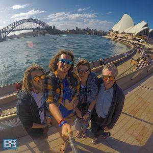 sydney central yha australia hostel review backpacker family (3 of 6)