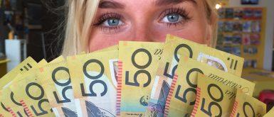 australia tax back refund claim online rtw backpackers east coast june