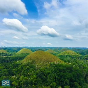 bohol philippines backpacker chocolate hills tarsier travel (1 of 6)