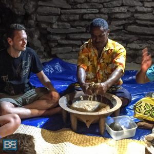 drinking kava fiji awesome adventures island backpacker travel drunk (2 of 11)