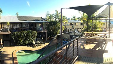 review byron bay yha hostel backpacker australia east coast