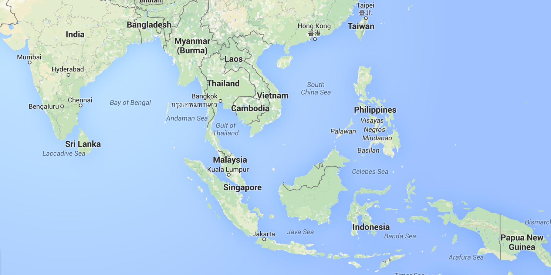 backpacking travel south east asia thailand laos cambodia vietnam malaysia singapore philippines indonesia bali