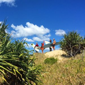 yamba yha east coast australia surf backpacker travel