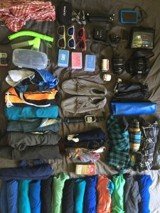 backpackerbackpacker travel mistakes packing list kit gap year