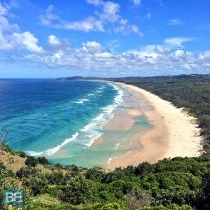melhores experiências de viagem austrália byron bay