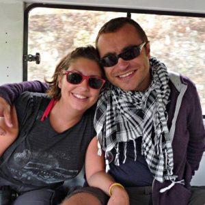 Paul & Karen From Global Help Swop
