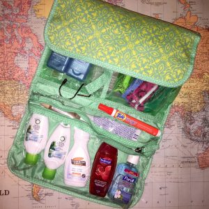 female packing kit list items south east asia thailand what to bring