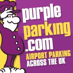 purple parking airport service uk review
