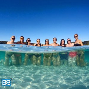 fraser island tag along tour nomads australia queensland backpacker review