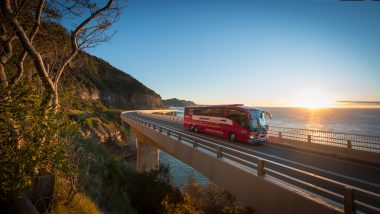 greyhound bus pass route map australia hop on hop off backpacker east coast