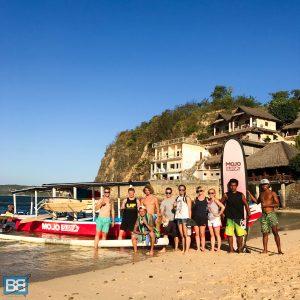 mojo surf bali island hopper surf tour surf camp nusa lembongan lombok red island java canggu