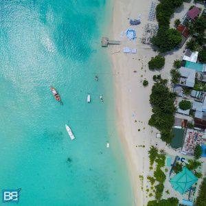 como viajar pelas Maldivas em um orçamento para mochileiros.