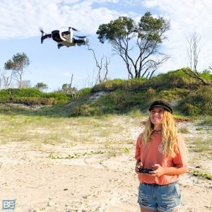 mavic air review best drone for travel dji backpacking byron bay surfing surf-1-2