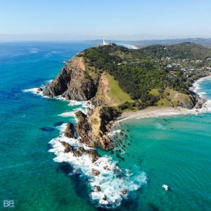 mavic air review best drone for travel dji backpacking byron bay surfing surf