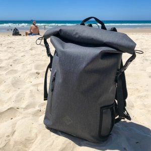 code 10 backpack review waterproof day pack travel backpacking