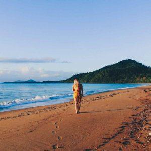 best places to visit in australia bingil beach