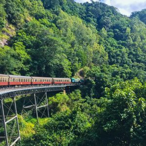 best places to visit in australia kuranda railway