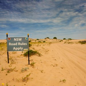 best places to visit in australia stockton dunes