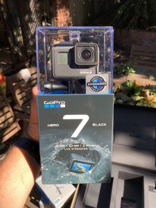 review GoPro hero 7 black travel camera
