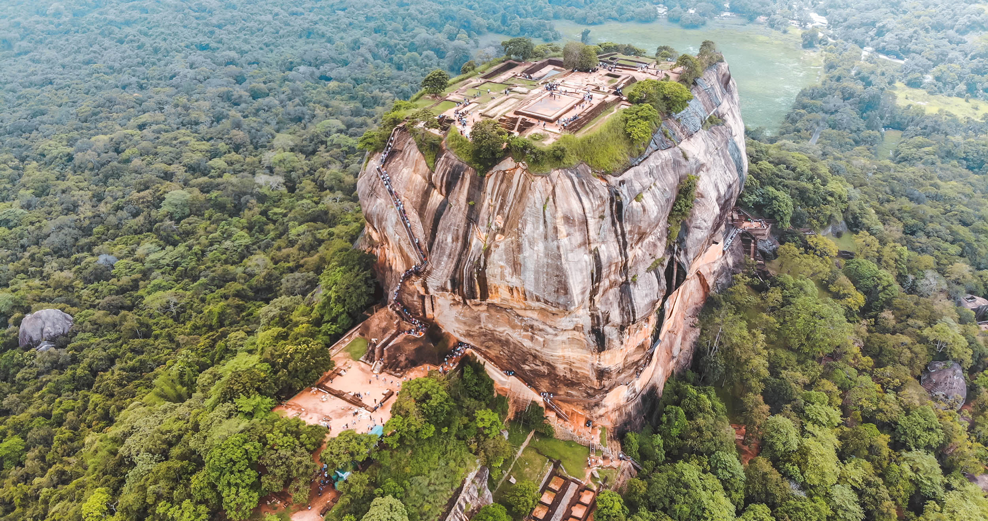 Sigiriya Rock – What To Expect From Sri Lankas Iconic Rock Fortress