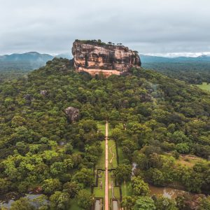Sigiriya rock Sri Lanka guide