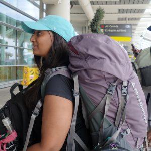 best travel backpack for women Black Diamond Onyx