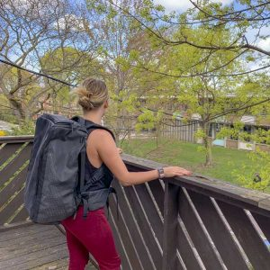 best travel backpack for women nomatic