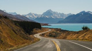 New Zealand South Island Road Trip 14 day itinerary queenstown NZ